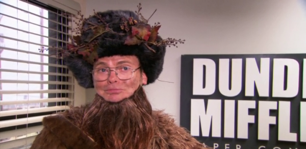 having forgotten to plan the office christmas party the party planning committee decides to let dwight throw a traditional pennsylvania dutch christmas - The Office Dwight Christmas
