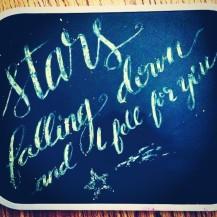 Stars Falling Down